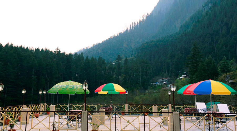 Snow Valley Resorts, Manali
