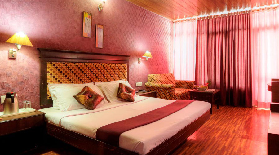Snow Valley Resorts, Manali, Luxury Room