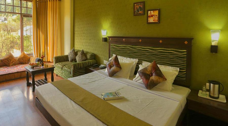 Snow Valley Resorts, Manali, Maharaja Room