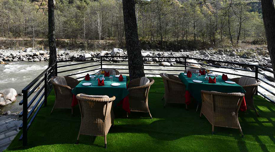 Span Resort And Spa, Manali Bedrock Cafe