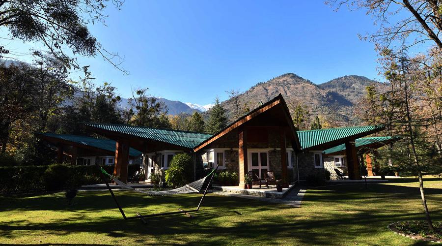 Span Resort And Spa, Manali, Elite Room Block
