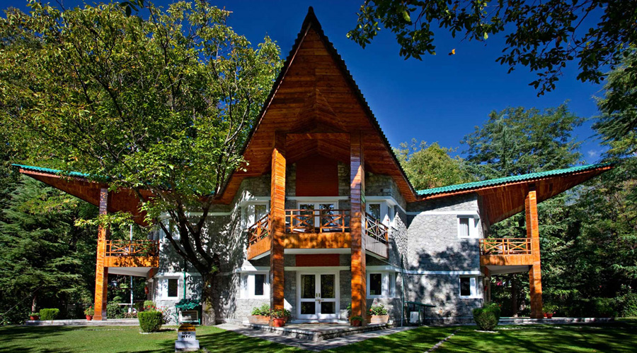 Span Resort And Spa, Manali, Span Suite