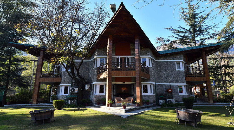 Span Resort And Spa, Manali, Premium Deluxe Block