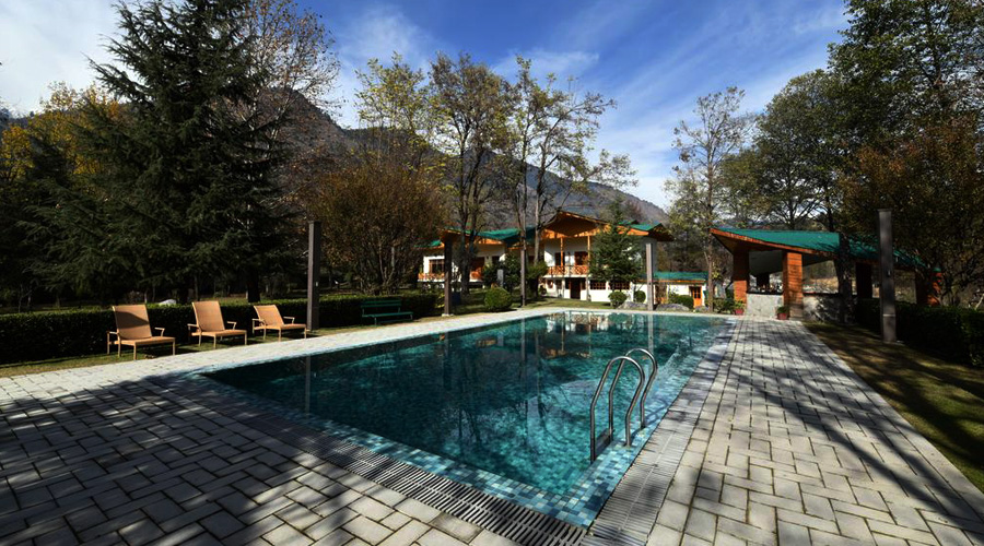 Span Resort And Spa, Manali, Swimming Pool