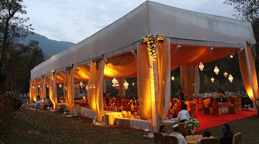 Span Resort And Spa, Manali, Wedding