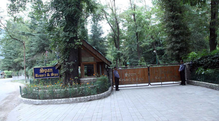 Span Resort And Spa, Manali