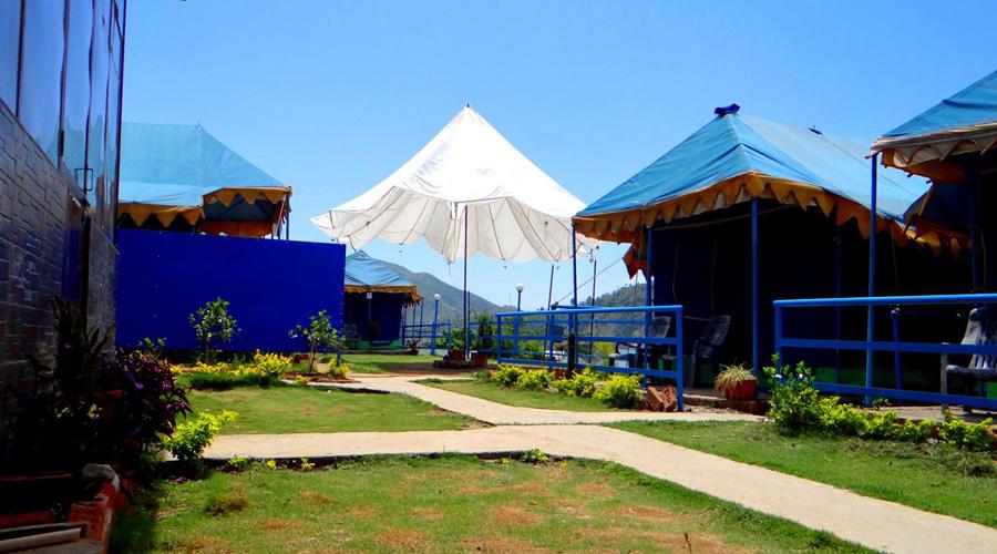 Blue Canvas Resort, Chakrata, Uttarakhand, India