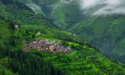 Chakrata, Uttarakhand, India