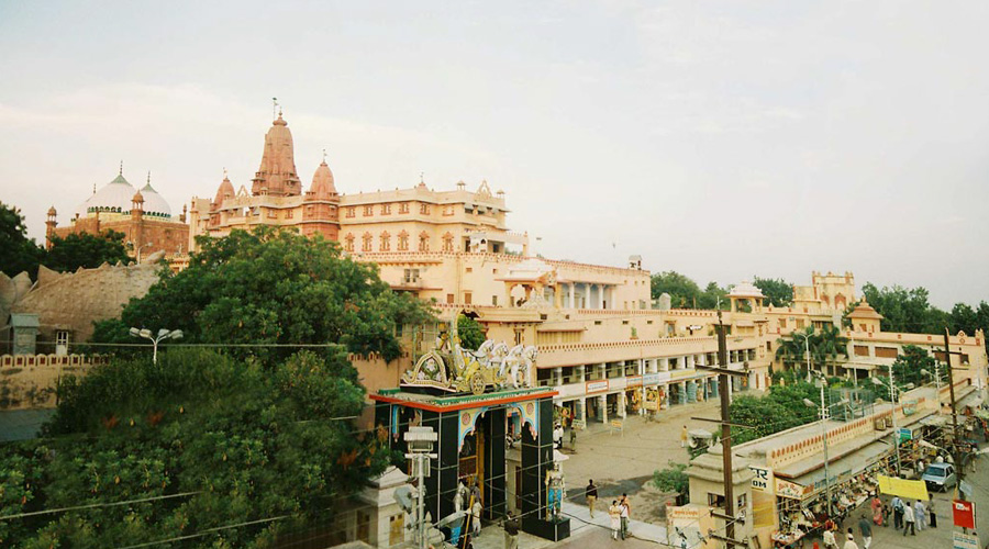 Krishna Birth Place, Mathura, Uttar Pradesh, India