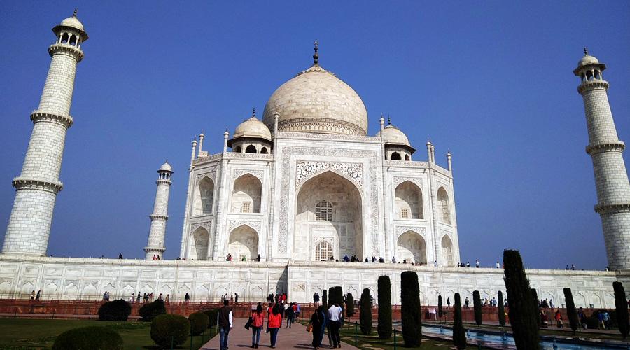 Delhi, Agra, Mathura, Vrindavan Tour Package 4N/5D