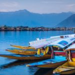 Shikara Ride, Dal Lake, Srinagar, Jammu and Kashmir, India