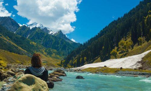 Sonamarg, Jammu and Kashmir, India