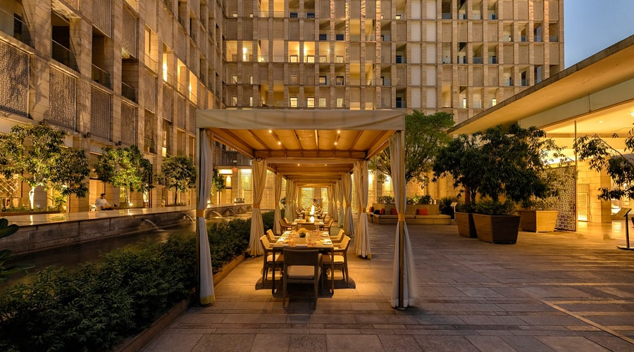 The Lodhi A Member Of The Leading Hotels Of The World, New Delhi, Delhi, India