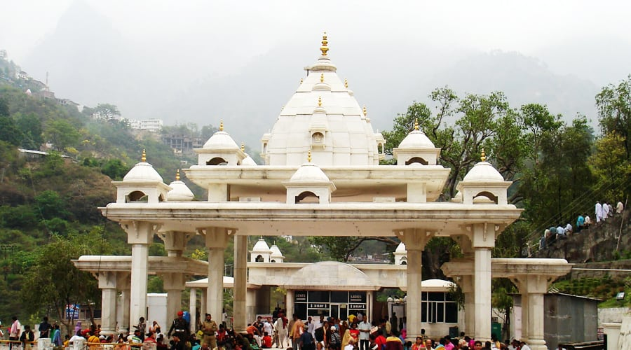 Vaishno Devi, Katra, Jammu and Kashmir, India