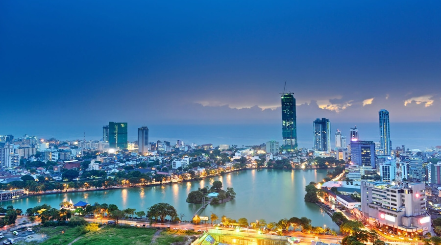 Colombo, Sri Lanka, Asia