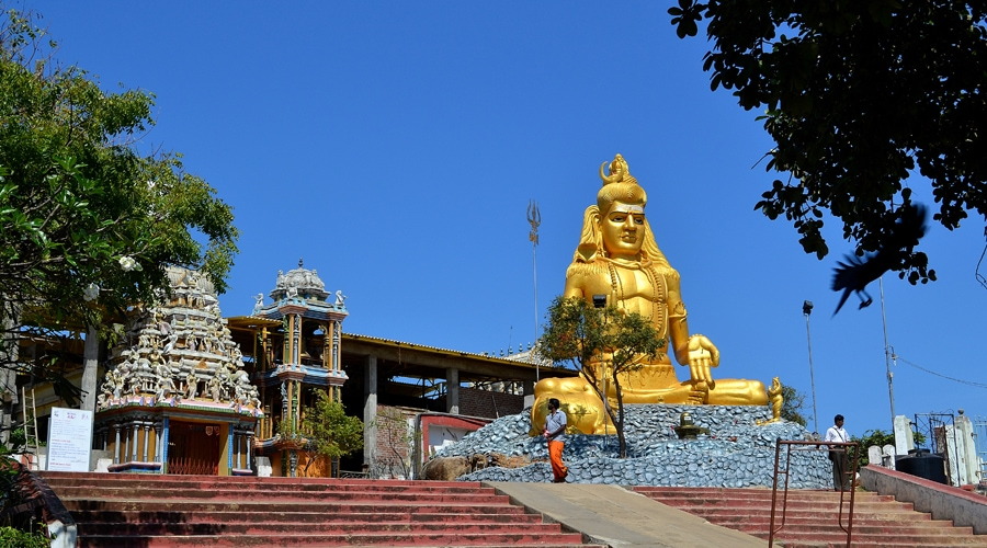 Koneswaram Temple, Trincomalee, Sri Lanka, Asia