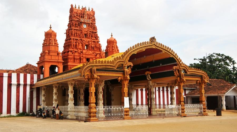 Nallur Kandaswamy Temple, Jaffna, Sri Lanka, Asia