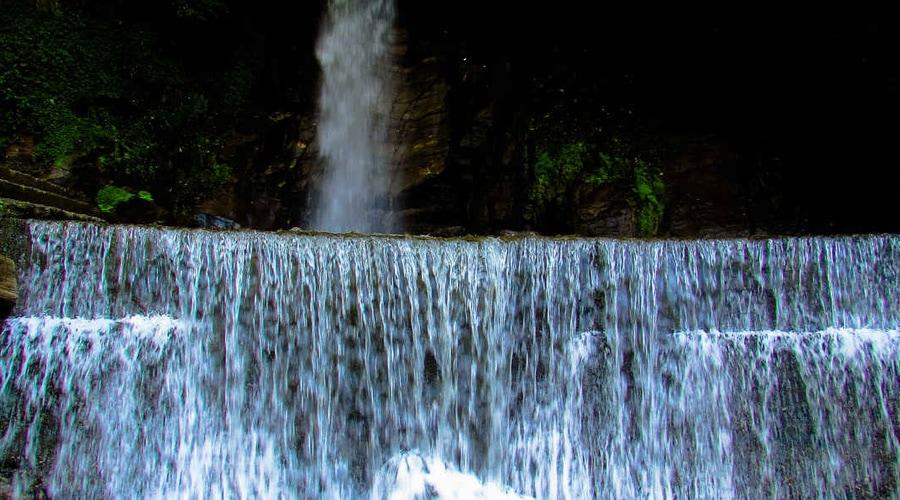 Banjhakri Water Falls, Gangtok, Sikkim, North East, India