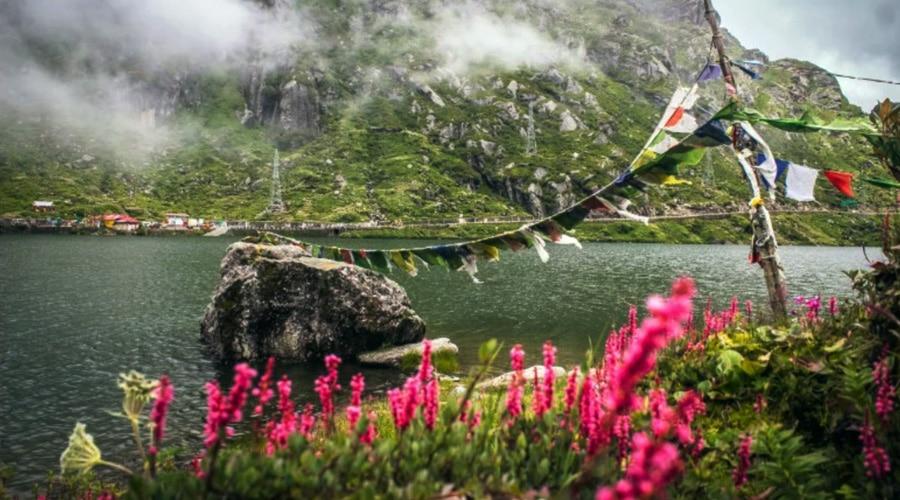 Changu or Tsomgo Lake, Gangtok, Sikkim, North East, India