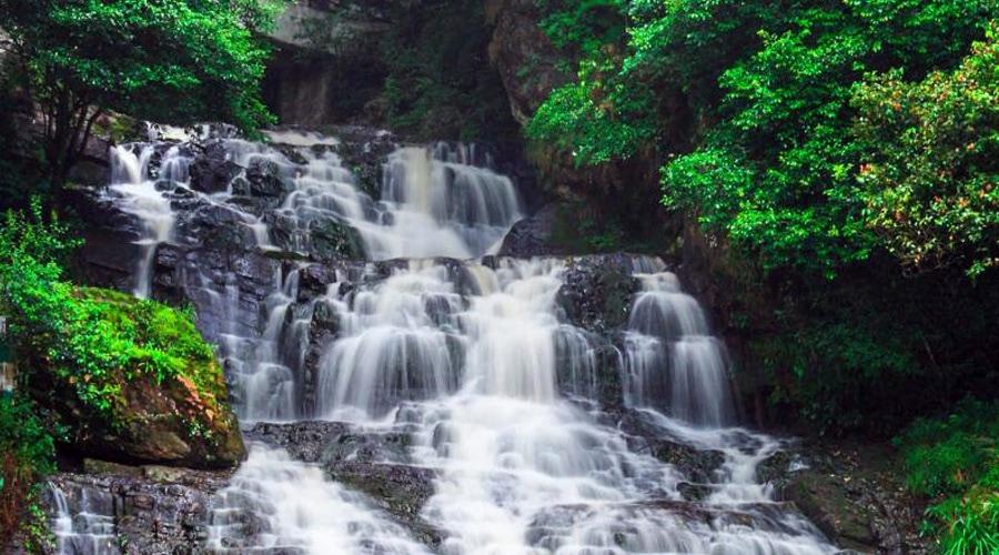 Elephant Falls, Shillong, Meghalaya, North East, India