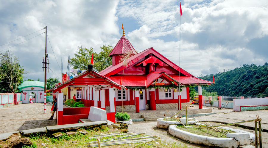 Nartiang Durga Temple, Jowai, Meghalaya, North East, India