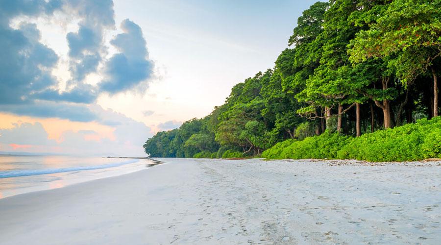 Radhanagar Beach, Havelock Island (Swaraj Dweep), Andaman and Nicobar Islands, India