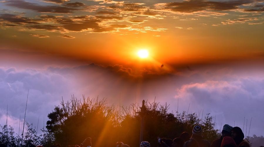 Tiger Hill, Darjeeling, North East, India