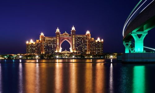 Atlantis The Palm Dubai, Dubai, United Arab Emirates, Middle East