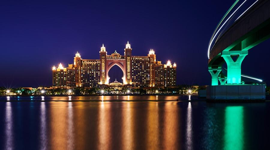 Atlantis The Palm Dubai, Dubai, United Arab Emirates, Middle East