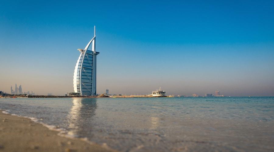 Burj Al Arab, Dubai, United Arab Emirates, Middle East