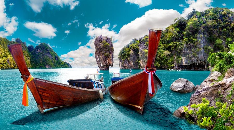 Krabi Island, Thailand, Asia