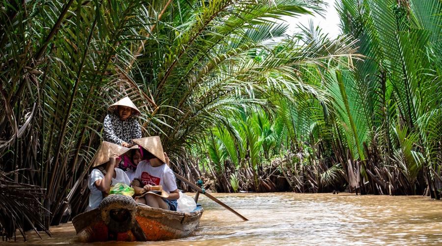 Mekong Delta, Vietnam, Asia