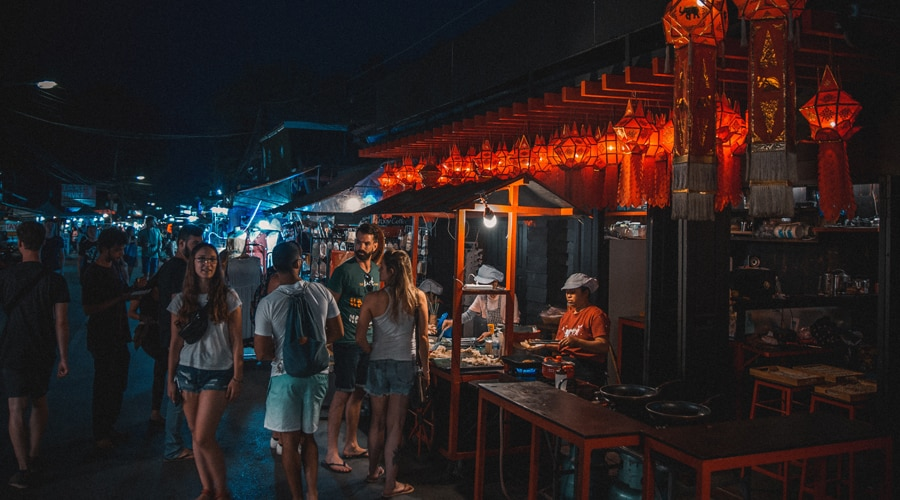 Night @ Pattaya, Thailand, Asia