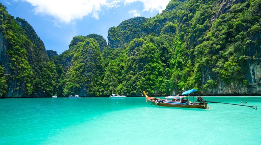 Phi Phi Islands, Phuket, Thailand, Asia