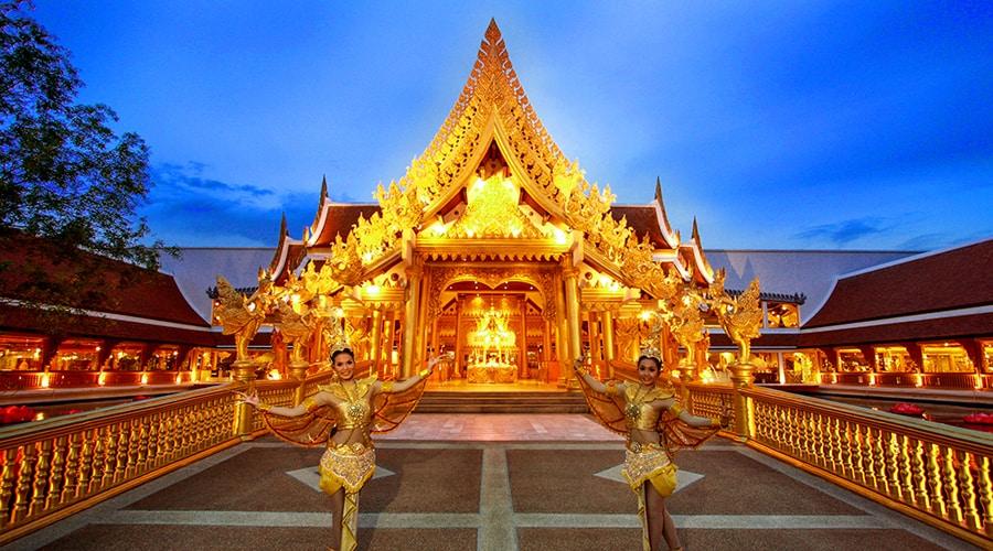 Phuket FantaSea Show, Phuket, Thailand, Asia