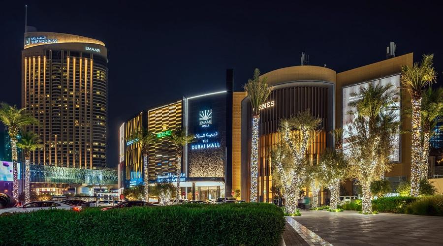 The Dubai Mall, Dubai, United Arab Emirates, Middle East