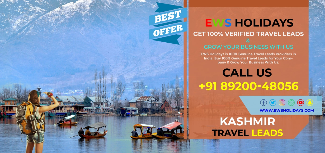 Kashmir Travel Leads Featured
