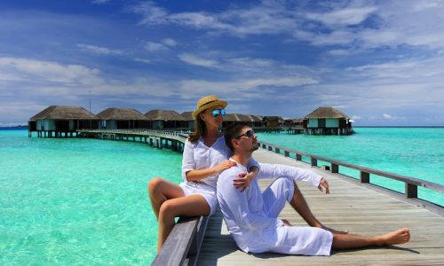 Romantic, Maldives, South Asia