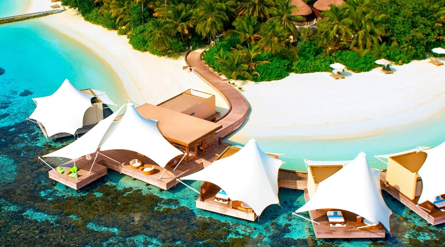 AWAY Spa @ W Maldives by Marriott International, Fesdu Island, Maldives, South Asia