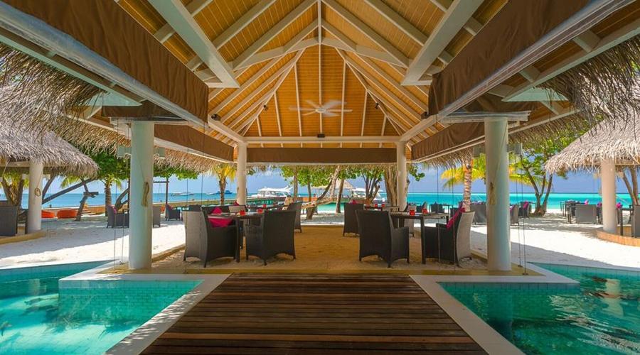 Sun Aqua Vilu Reef Resort, Dhaalu Atoll, Maldives, South Asia