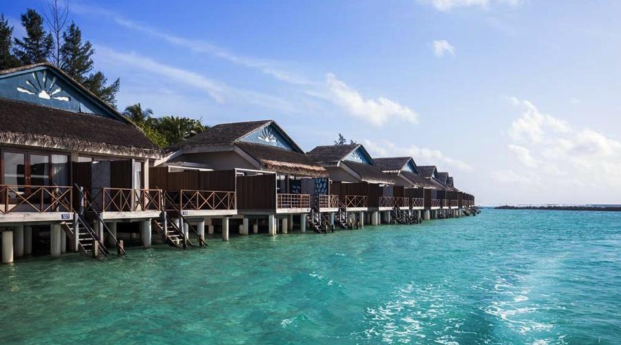 Taj Coral Reef Resort & Spa, Male, Maldives, South Asia