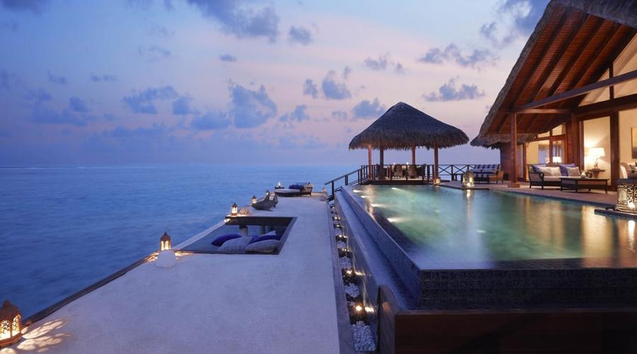 Taj Exotica Resort & Spa, Maldives, South Asia