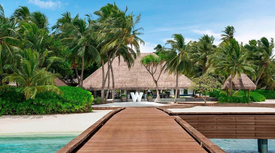 W Maldives by Marriott International, Fesdu Island, Maldives, South Asia