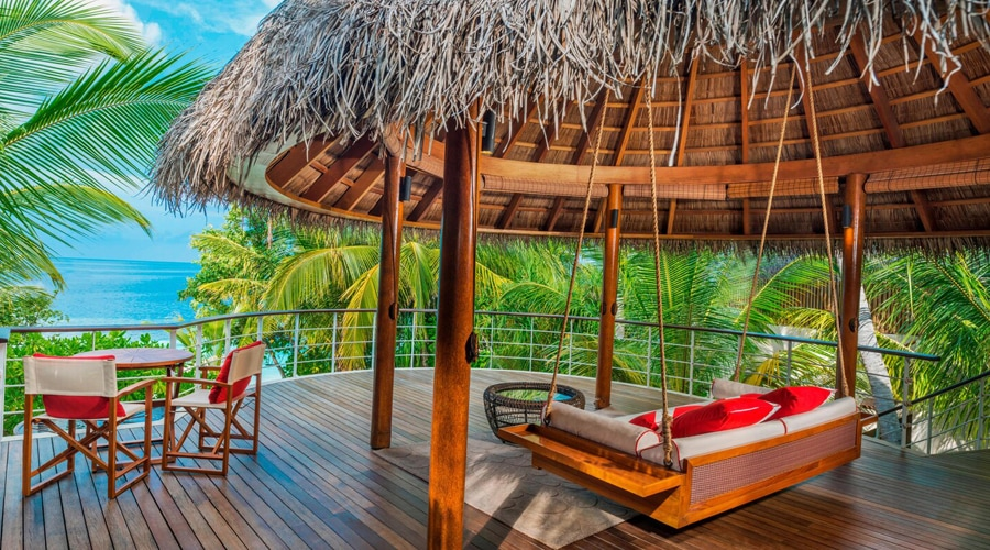 Wonderful Beach Oasis, W Maldives by Marriott International, Fesdu Island, Maldives, South Asia