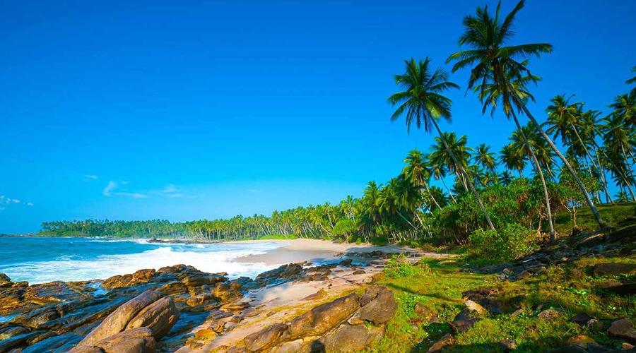 Bentota Beach, Sri Lanka, Asia