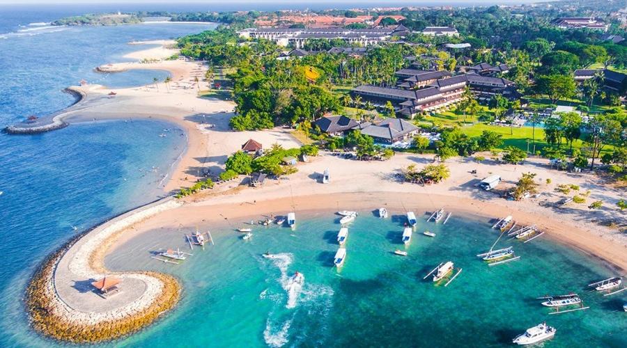 Nusa Dua Beach, Bali, Indonesia, Asia