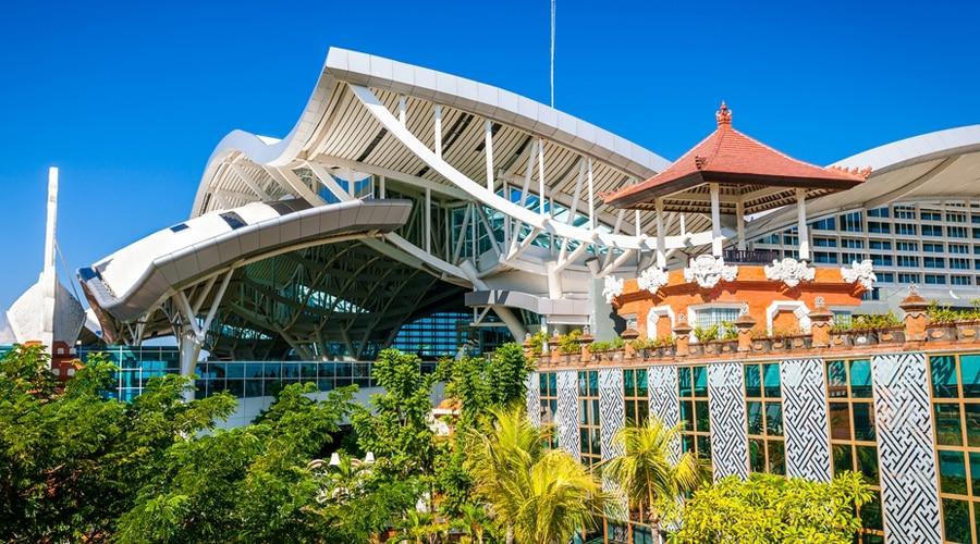 Ngurah Rai International Airport (Denpasar), Kuta, Bali, Indonesia, Asia
