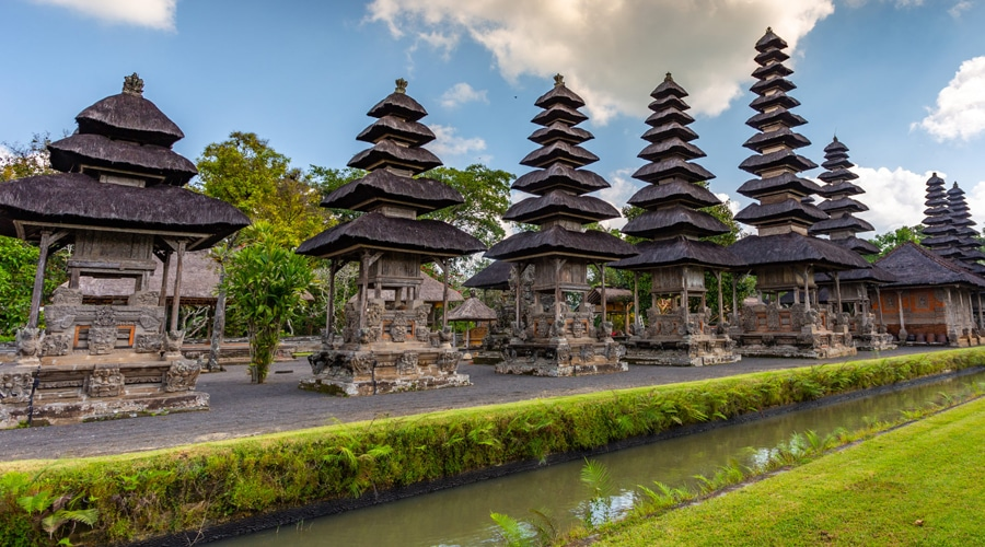 Taman Ayun Temple (Mengwi Royal Family Temple), Bali, Indonesia, Asia