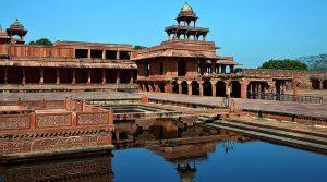 Fatehpur Sikri, Uttar Pradesh, India, Asia