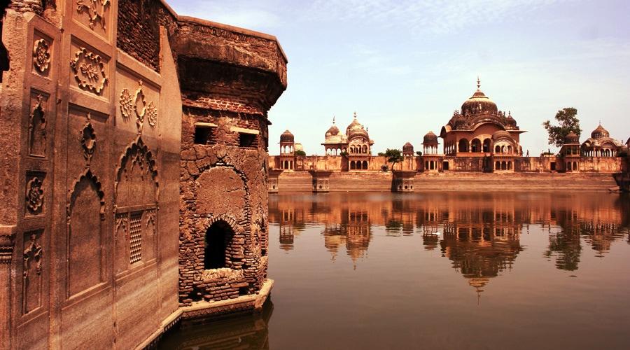 Vrindavan, Uttar Pradesh, India, Asia